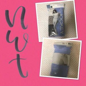 Jockey size 9 Elance 3pack French cut panties